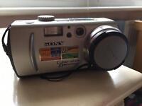 Sony DSC-P50 Cybershot Camera