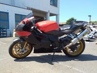 Aprilia RSV 1000 Factory, tons of extras! Reduced price