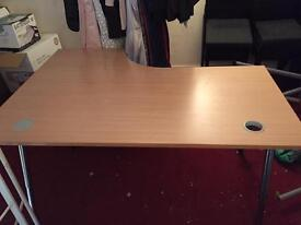 Selection of desks available