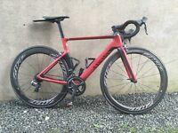 Canyon Aeroad CF SLX Ultegra Di2 road bike size small