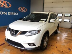 2016 Nissan Rogue SV AWD/ HEATED SEATS/ BLUETOOTH/ ALLOYS!