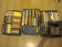 *CARBOOT* QUANTITY OF OLD BOOKS. ALL GENRES.SOME VINTAGE ONES