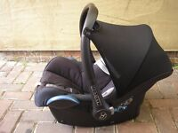 Maxi-Cosi rear facing baby seat 0-9 months