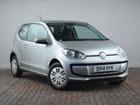 VOLKSWAGEN UP 1.0 MOVE UP 3DR (silver) 2014