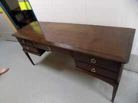 Stag Minstrel Dressing Table/Desk in very nice condition, well worth a look