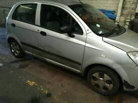 Spares or repairs! Chevrolet Matiz