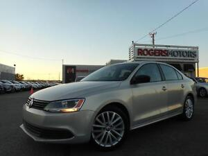 2011 Volkswagen Jetta - 5SPD - HTD SEATS - POWER PKG
