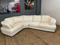 Designer Harvey's large corner sofa very comfy nice 149 free delivery local