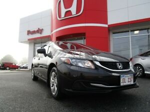 2014 Honda Civic LX w/ Heated Seats, A/C, Bluetooth