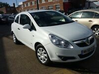 Vauxhall Corsa Life 3dr (white) 2008