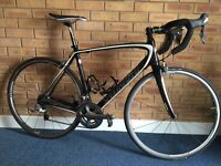 Specialized Tarmac 56cm full ultegra Carbon road bike