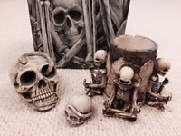 The Skull Collection Ormanents