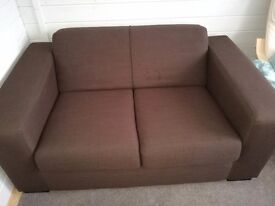 2 seater sofa very good condition. £35 no offers please.