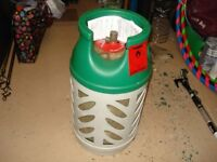 Gas Bottle for Barbecue