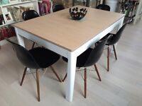 Solid Wood Table - Excellent Condition