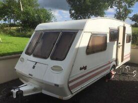 Caravan For Sale, 5 Berth, Fleetwood Garland 165