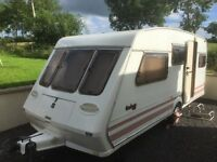 Caravan For Sale, 5 Berth, Fleetwood Garland 165