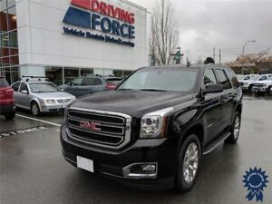 2017 GMC Yukon SLE 9 Passenger 4X4, Remote Start, 5.3L V8 Gas