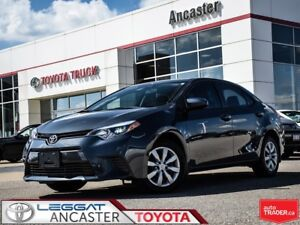 2015 Toyota Corolla LE - ONLY 32617 KMS!!