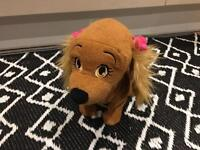 Lucy the dog interactive dog toy paid £34 can post