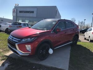 2018 Mitsubishi Eclipse Cross GT S-AWC Diamond Edition