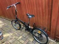Fold up bike for sale