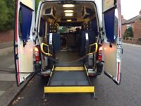 2009 RENAULT MASTER LM35 MINI BUS FULL HISTORY WHEELCHAIR LIFT FULLY LOADED ONE OWNER FROM NEW
