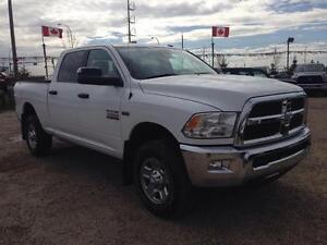 2014 Dodge Ram 3500 NO PAYMENTS UNTIL FEB 2017..0 DOWN..oac... Edmonton Edmonton Area image 2