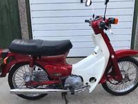 Honda c90 1992