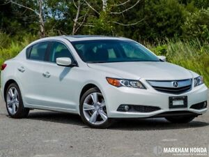 2015 Acura ILX Dynamic 6sp - ACCIDENT FREE|SUNROOF|NAVI|LEATHER