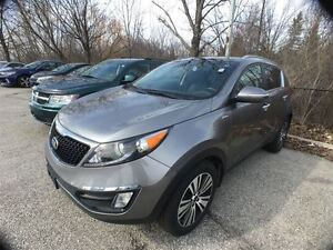 2016 Kia Sportage EX Lux, Panoramic Roof
