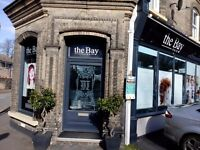 3 chair to rent at The Bay Hair and a beauty room
