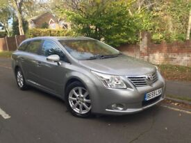 Toyota avensis 2.2 Diesel automatic