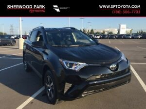 2018 Toyota RAV4 LE- All wheel Drive!