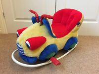 Car Rocking Chair