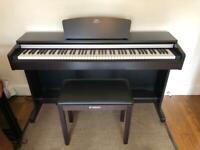 Yamaha YDP-135R Arius Digital Piano in Dark Rosewood finish