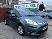 Citroen C4 Picasso 2.0 HDi Exclusive 5dr£2,485 p/x welcome FREE WARRANTY. NEW MOT