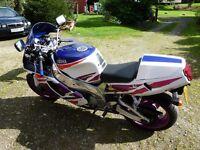 Yamaha YZF 750 Mk 1 - 1992