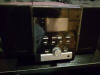 stereo/cd player