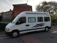 Renault Master LWB 2003 Motor Caravan / Campervan