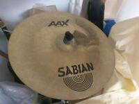 "Sabian AAX 18"" Chinese Cymbal Brilliant Finish"