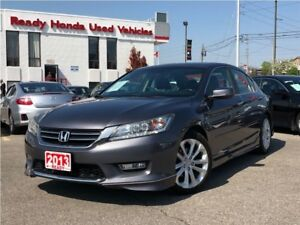 2013 Honda Accord Sedan Touring -  Navigation - Leather
