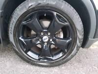 """18"""" Ford Kuga alloy wheels"""