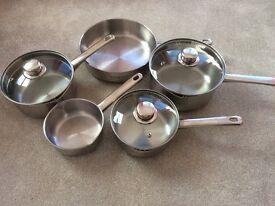 5 Piece - Antony Worrall Thompson Professional Pan Set