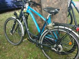Decathlon bike