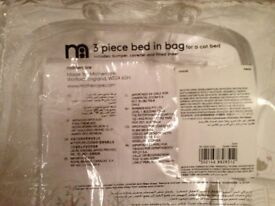 2 piece bed in bag