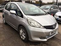 Honda Jazz 1.4 i-VTEC ES 5dr FREE 1 YEAR WARRANTY, NEW MOT,FINANCE AVAILABLE, P/X WELCOME