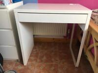 Ikea -MALM Desk- Collection Only
