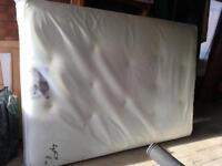 Brand new Double memory foam mattress still in wrapping