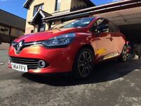 2014 Renault Clio 0.9 Tce Dynamique MediaNav - open to sensible offers